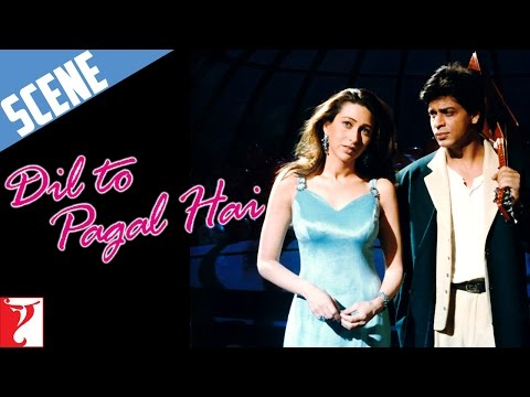 Nisha! What Do You Think.What Is Love ? - Scene - Dil To Pagal Hai