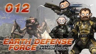 LPT Earth Defence Force #012 - Das Eindringen durchs Backdoor [kultur] [deutsch] [720p]