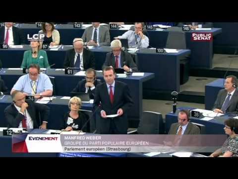 Election de Jean-Claude Juncker, Président de la commission européenne