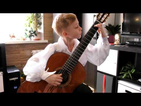 Морозов,Классическая гитара