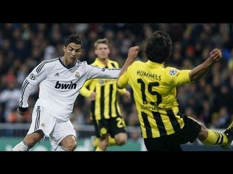 Champions League: Real Madrid goleó 3 a 0 al Borussia Dortmund