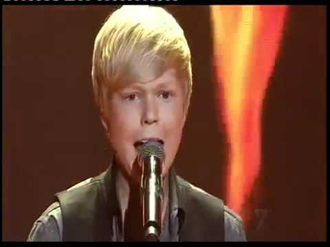 Jack Vidgen - Set Fire To The Rain (Official - HD) (FINAL Australia Got Talent) Music Videos