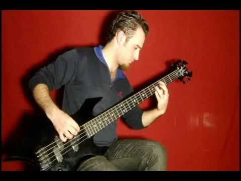 Opeth - Bleak Bass Cover