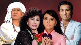 Đan Nguyên, Băng Tâm & Chế Linh, Thanh Tuyền - Đây Mới Là Huyền Thoại Song Ca Bolero Xưa Và Nay