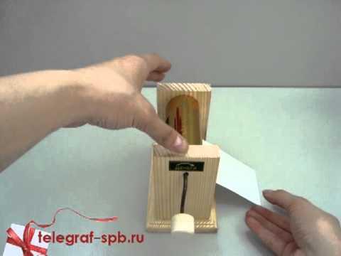 Как сделать станок для денег видео