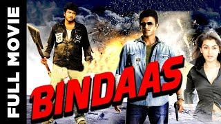 Bindaas│Full Movie│Puneeth Rajkumar, Hansika Motwani