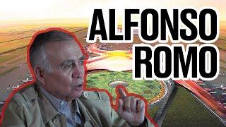 """""""Me dolió"""" la cancelación del Aeropuerto en Texcoco, admite Alfonso Romo"""