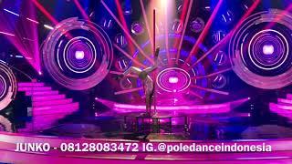 Jenny lind - Never Enough-Loren Allred-POLE DANCE INDONESIA - JUNKO