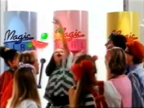 Magic Girl perfume commercial from the 80s