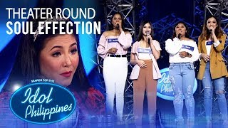 "Soul Effection sings ""Tila"" at Theater Round 