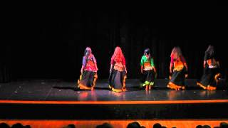 Belly dance on Qarar by Yalla Spring. Qarara rasha by ismail and junaid