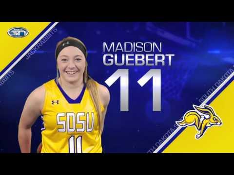 Women's Basketball - NDSU at SDSU Post-Game Recap
