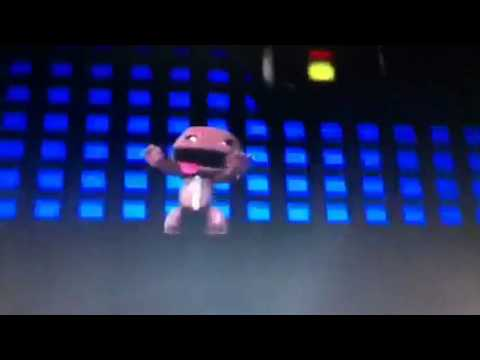 Sackboy dances to Party Rock Anthem