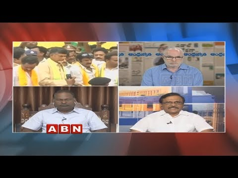 Debate | Law Panel to hold Meet in Telugu States over Jamili Elections | Part 2