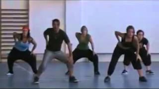 thriller coreografia