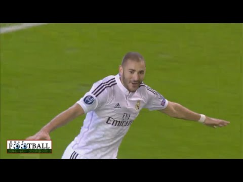 Top 10 goals / Matchday 3 - UEFA Champions League  2014/15