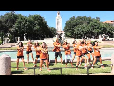 """Gangnam Style"" Parody - Burnt Orange Tailgating"