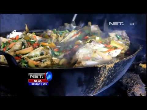 NET24 - Menu kuliner khas Indramayu, Pindang Gombyang olahan kepala ikan manyung