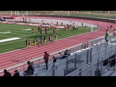 WSC Inland Meet; 800 Meters - @Antelope Valley College