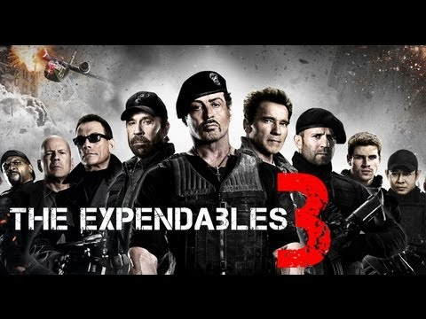 Expendables 3 Cast Run Down Released - Amc Movie News video