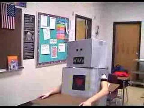 Ima Robot Ima Robot Creeps me Out