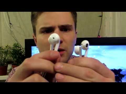 Chinese Iphone earbuds & earphones clone review