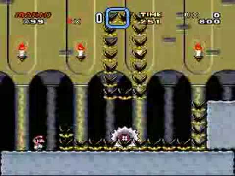 Asshole Mario Stage 8 Video