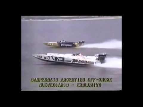 Offshore Motonáutica 1992