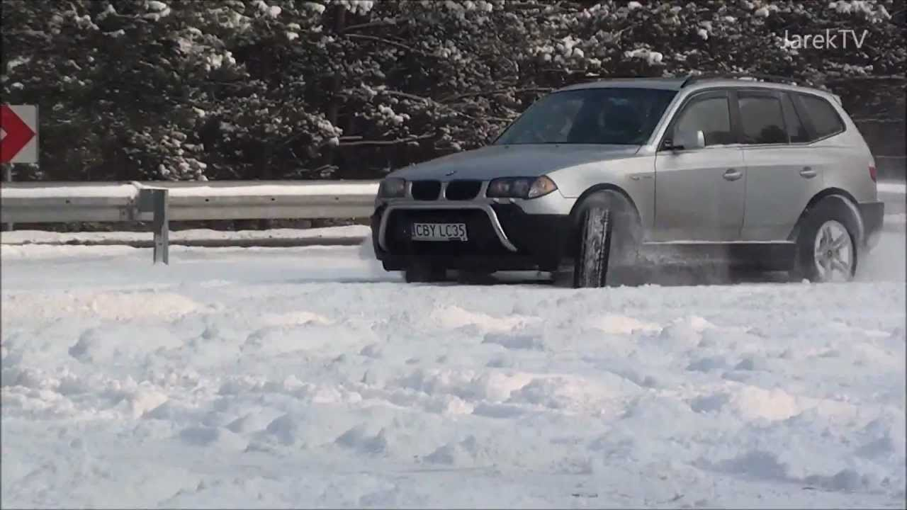 bmw x3 e83 snow off road youtube. Black Bedroom Furniture Sets. Home Design Ideas