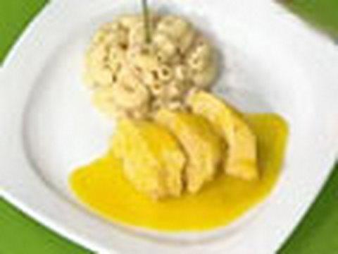 Pollo en Salsa de Naranja...Receta