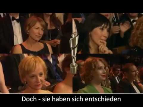 Sitio Do Blues Bg  Sibel Kekilli - Die Wundersame Wandlung - Deutscher Filmpreis 2010 - Kontrovers video