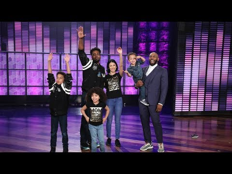 download song tWitch Helps Dancing Viral Family's Dream Come True free