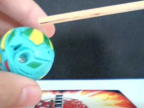 Bakugan Review #2 Altair and Wired (Meta Altair)