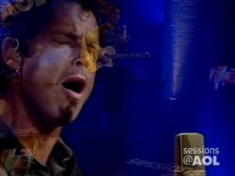 Chris Cornell - Like a Stone Acoustic Live (Unplugged Sessions @ AOL)