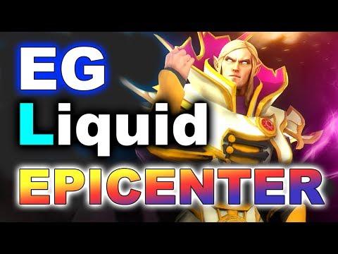 EG vs LIQUID - GRAND FINAL - EPICENTER 2017 DOTA 2