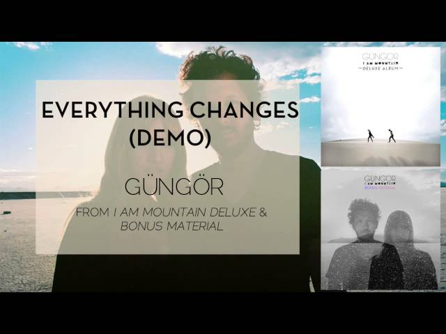 Gungor - Everything Changes (Demo) [Audio Only]