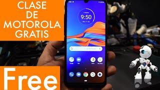 1ra parte Clase gratis Motorola como instalar sw a motorolas sin riesgo