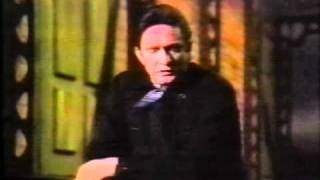 Watch Johnny Cash Ride This Train part 1 video