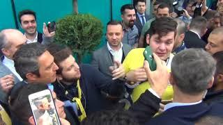 Fenerbahçe Başkan Adayı Ali Koç Çorlu'da