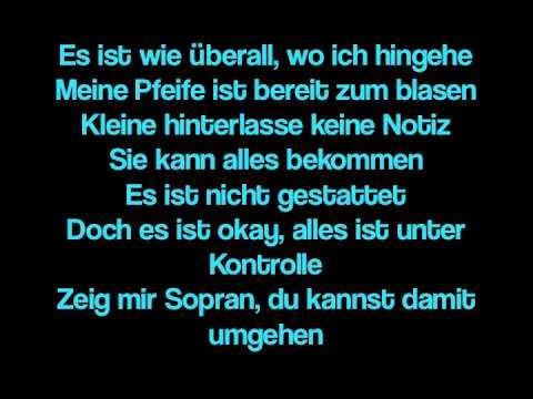 Whistle Florida - German Lyrics - Deutsche Übersetzung On Screen :) video