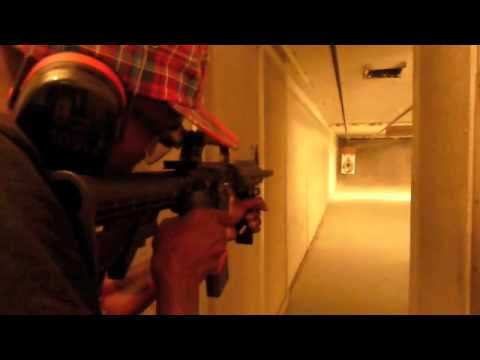 GPTV 5: Corey Davis @ the shooting range