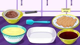 Cake Cooking Game : Cake Games | Tiramisu Recipe | Top Baby Games |
