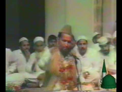 PUNJABI NAAT(Mehfil Saja Lawan)MUHAMMAD ALI ZAHOORI.BY Visaal...