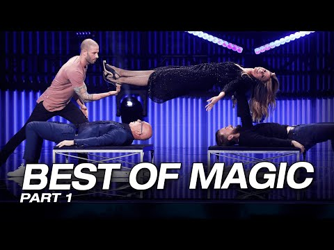 All The Best Magicians From Around The World! - America's Got Talent: The Champions