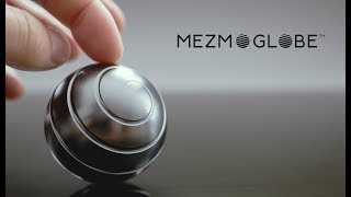 MEZMOGLOBE™- Kinetic desk toy