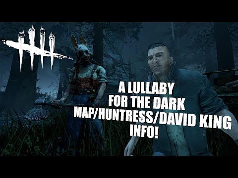 A Lullaby For The Dark THE HUNTRESS/DAVID KING Info