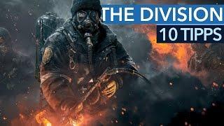 The Division - Zehn Dinge, die wir gern vorher gewusst hätten