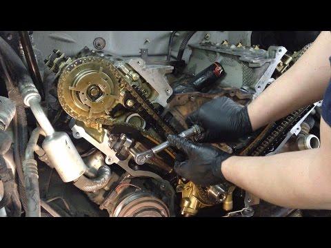 Ford 5.4L 3v Engine Timing Walkthrough