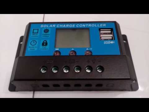 Solar Charge Controller (as found on Amazon.com) Review
