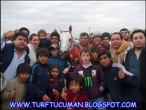 BENJAMIN VS. DON NACHO - CLUB HIPICO ATAHONA 14/07/12